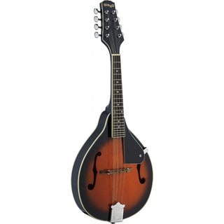 Stagg M20 S Violinburst Bluegrass Mandolin with Solid Spruce Top