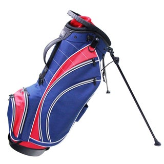 RJ Sports SB-495 Nylon 9-inch Lightweight Golf Bab with Stand (3 options available)