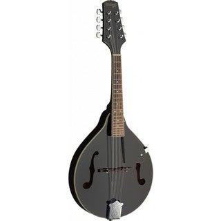 Stagg M20 BLK Black Wood Bluegrass Mandolin
