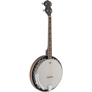 Stagg BJM30 4DL Deluxe 4-string Bluegrass Banjo