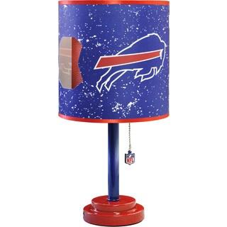 Buffalo Bills Plastic Table Lamp