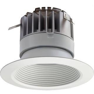 Lithonia Lighting 4BPMW White Aluminum 4-inch LED 40K 90CRI M6 Matte Recessed Downlighting Module