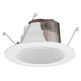 Lithonia Lighting 6BPMW LED 30K 90CRI M6 P Series White 6-inch Module Recessed Downlight