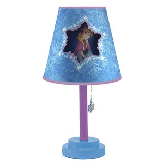 Disney 'Frozen' Table Lamp with Empire Shade