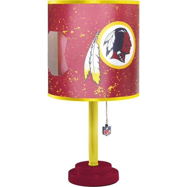 Washington Redskins Table Lamp - Free Shipping On Orders ...