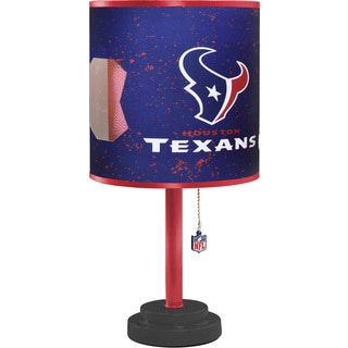 NFL Houston Texans Table Lamp