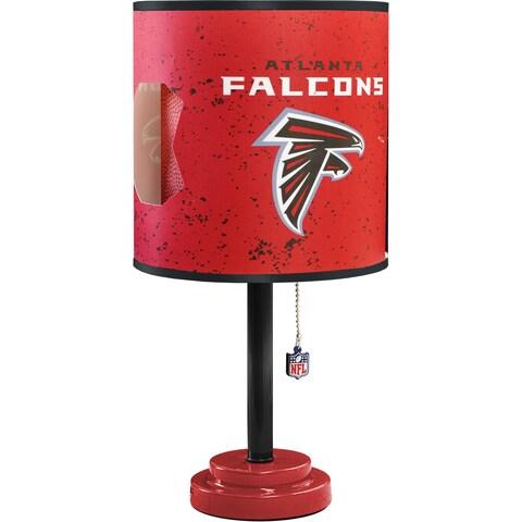Atlanta Falconsle Table Lamp
