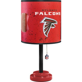 Atlanta Falconsle Table Lamp