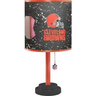 Cleveland Browns Plastic Table Lamp