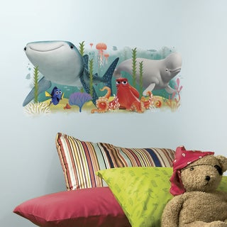 'Finding Dory and Friends' Peel and Stick Giant Wall Graphic