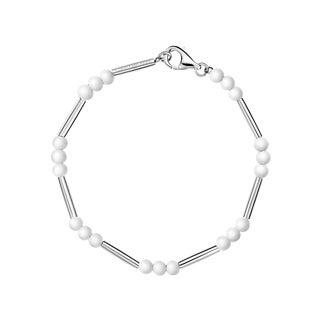 Calvin Klein Chaplet Women's Stainless Steel Fashion Bracelet
