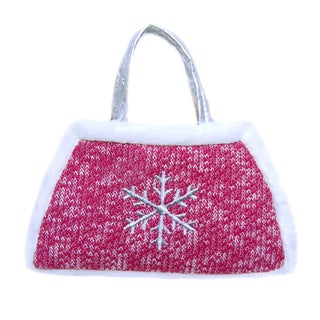 Snowflake Toddler Purse