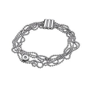 Calvin Klein Women's Precious Stainless Steel Fashion Bracelet