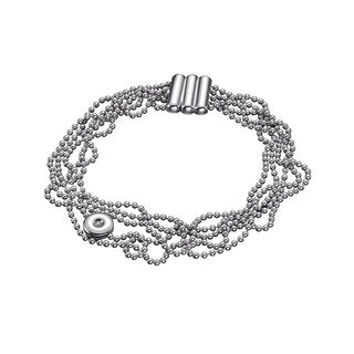 Calvin Klein Women's Precious Stainless Steel Fashion Bracelet