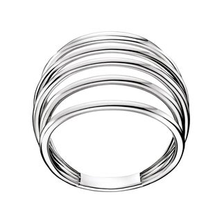 Calvin Klein Women's Fly Stainless Steel Fashion Ring (4 options available)