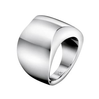 Calvin Klein Women's Sensory Stainless Steel Fashion Ring