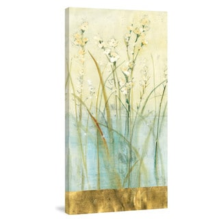 Marmont Hill - 'Spring Wisps' Painting Print on Wrapped Canvas
