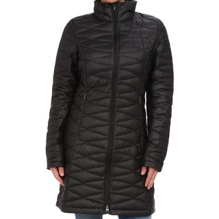 Patagonia Women 's Fiona Black Down Packable Coat
