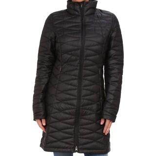 Patagonia Women's Fiona Black Down Packable Coat