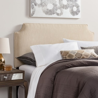 Humble + Haute Raleigh King Size Light Sage Green Upholstered Headboard