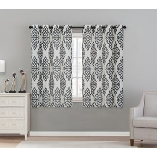 VCNY Luxor Window Curtain Panel Pair