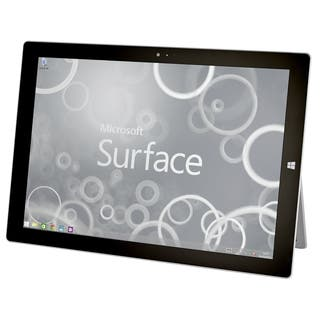 Silver 10.8-inch 4GB/ 128 GB Microsoft Surface 3 Tablet PC|https://ak1.ostkcdn.com/images/products/13043731/P19783454.jpg?impolicy=medium