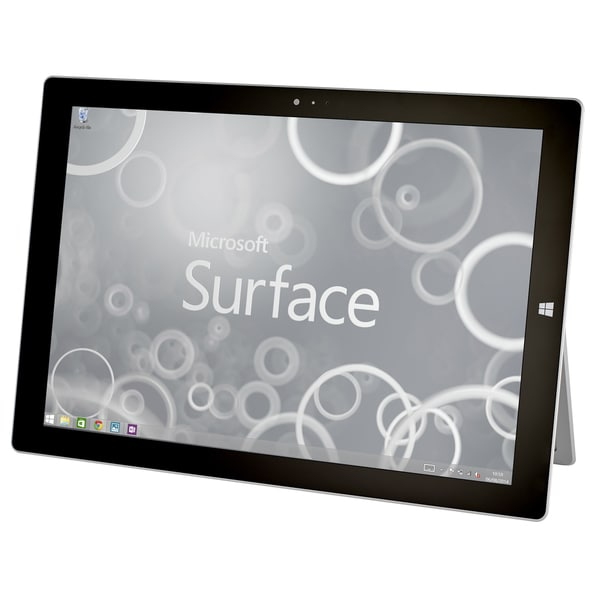 Silver 10.8-inch 4GB/ 128 GB Microsoft Surface 3 Tablet PC