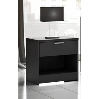 Stellar Home Furniture Euro 1-drawer Nightstand