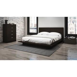 Stellar Home Furniture Low-profile Nightstand