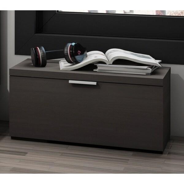 Stellar Home Furniture Low profile Nightstand. Stellar Home Furniture Low profile Nightstand   Free Shipping