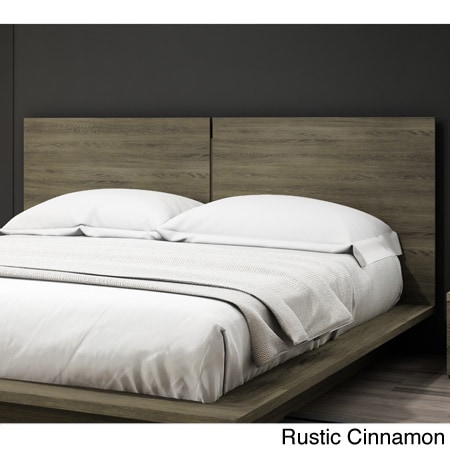 Stellar Home Furniture Queen Headboard (Rustic Cinnamon),...