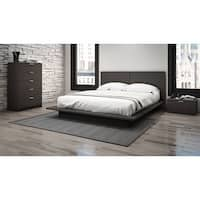 Stellar Home Furniture Queen Low-profile Platform Bed