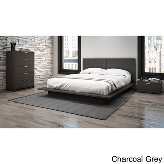 Platform Bed Grey Queen Shop The Best Deals For Mar 2017