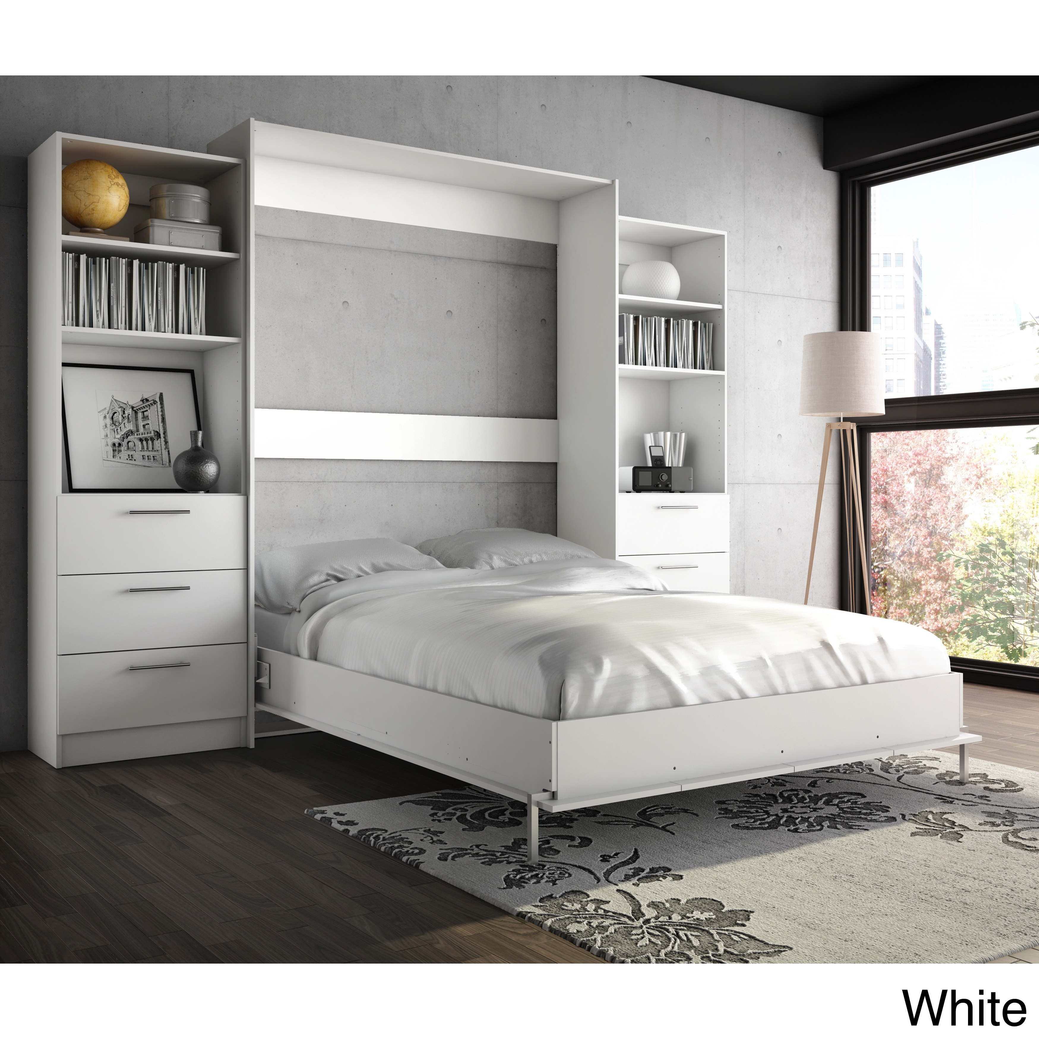 Stellar Home Furniture Wall Bed Avie Home