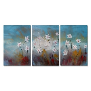 Skye Tayler Remember Spring Metal Wall Art