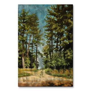 Pines at Periwinkle Tracy Frizzell Metal Wall Art