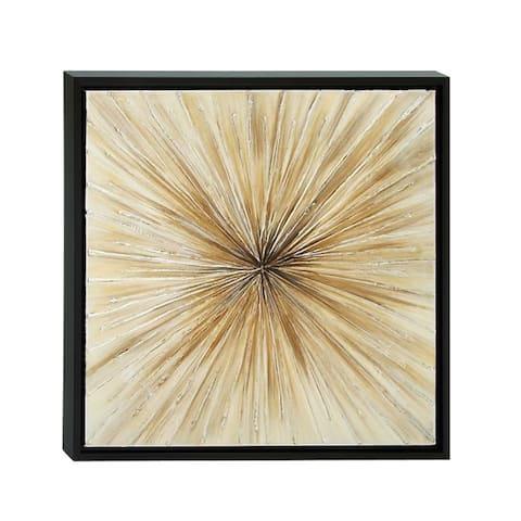 Benzara Framed Canvas Art