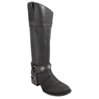 Lane Boots Women's 'Westminster' Black Leather Riding Boot|https://ak1.ostkcdn.com/images/products/13044186/P19783569.jpg?impolicy=medium