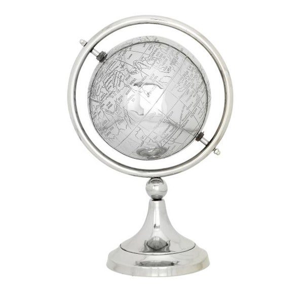 Porch & Den Hernando Amazing Stainless Steel PVC Globe