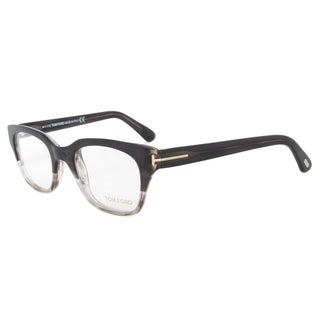 Tom Ford TF5240 020 Striped Horn Grey Frame 49mm Eyeglasses Frame