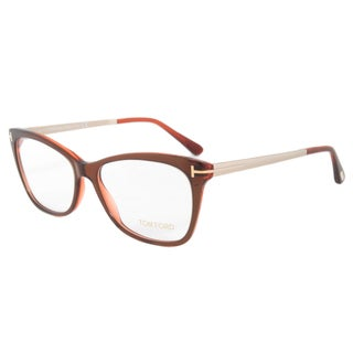 Tom Ford TF5353 042 Brown/Moca Frame 54mm Eyeglasses Frame