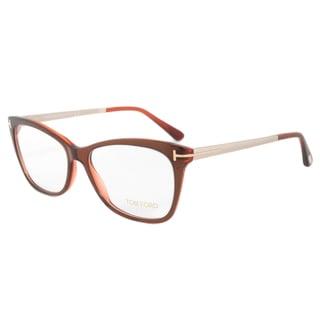 Tom Ford TF5353 042 Brown/Moca Frame 54mm Eyeglasses Frame