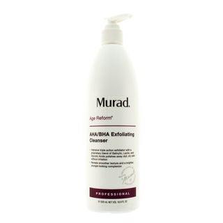 Murad AHA/BHA Exfoliating 16.9-ounce Cleanser