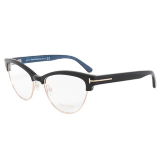 Tom Ford TF5365 005 Black/Gold Frame 54mm Eyeglasses Frame