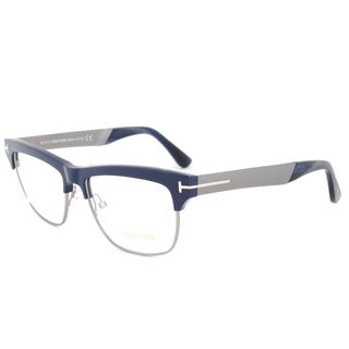 Tom Ford TF5371 090 53mm Blue/Gunmetal/Grey Frame Eyeglasses Frames