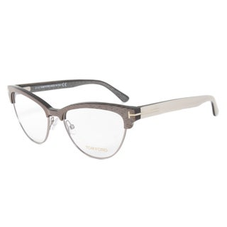 Tom Ford TF5365 024 Grey/Ruthenium/Beige Frame 54mm Eyeglasses Frames