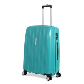 SwissGear Teal 24-inch Hardside Spinner Suitcase