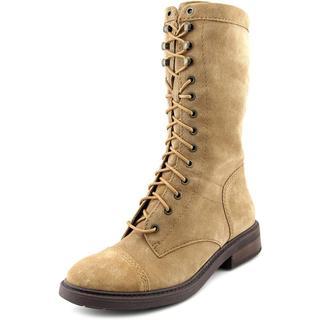 Nine West Women's 'Gunner' Tan Suede Boots