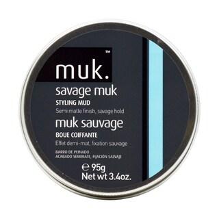 Muk Savage Muk 3.4-ounce Styling Mud