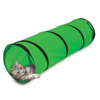 Jackson Galaxy Cat Crawl Tunnel in Solid or Mesh|https://ak1.ostkcdn.com/images/products/13046158/P19784549.jpg?impolicy=medium